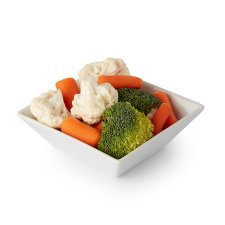image 2 of Tesco Carrot Cauliflower And Broccoli 370G