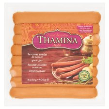 Thamina Smoked Chicken Sausages 400G