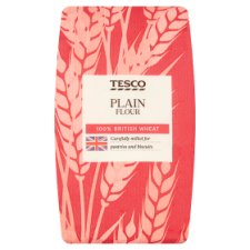 Tesco Plain Flour 500G