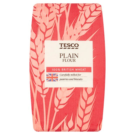 Tesco Plain Flour 500g Groceries Tesco Groceries