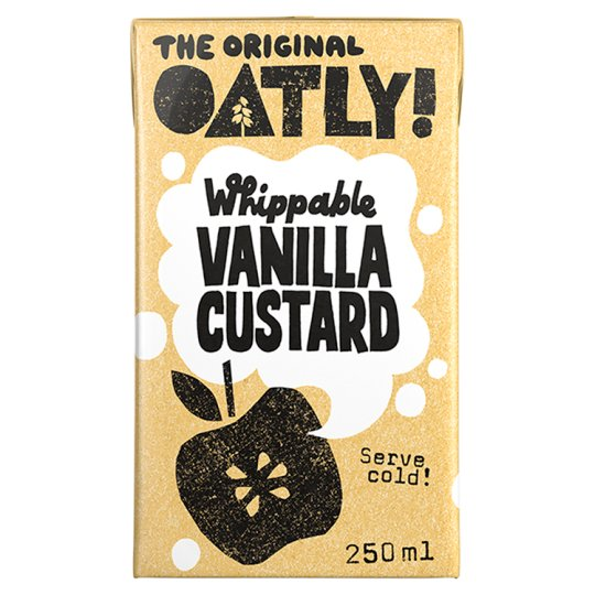 Oatly Vanilla Custard 250Ml