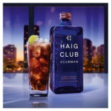 image 2 of Haig Club Clubman Whisky 1L