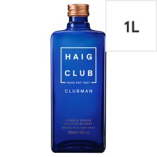 Haig Club Clubman Whisky 1L