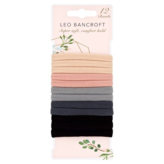 Leo Bancroft Soft Bands 12Pack