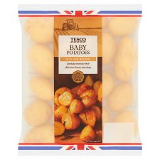 Tesco Baby Potatoes 1Kg