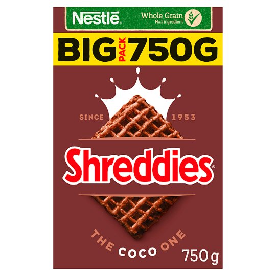 image 1 of Nestle Shreddies Coco Cereal 750G