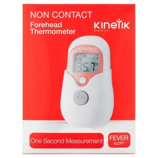 Kinetik Non Contact Digital Thermometer