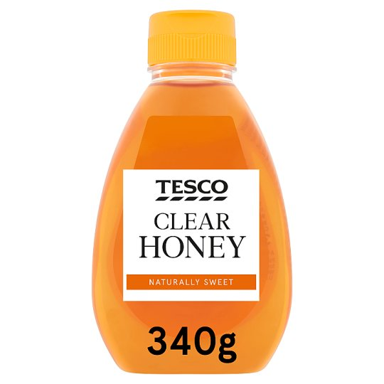 Tesco Squeezy Clear Honey 340G - Groceries - Tesco Groceries