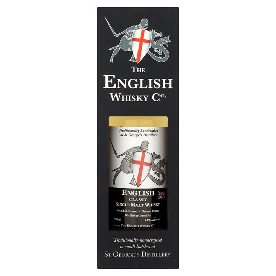 English Malt Whiskey Classic Black 70Cl