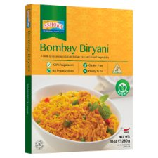 Ashoka Heat And Eat Bombay Biryani 280G