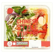 Tesco Chinese Stir Fry Bowl 300G