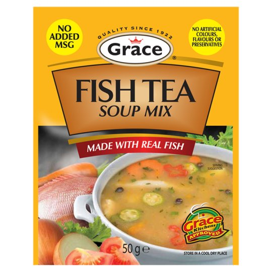 Grace Fish Tea Soup Mix 50G