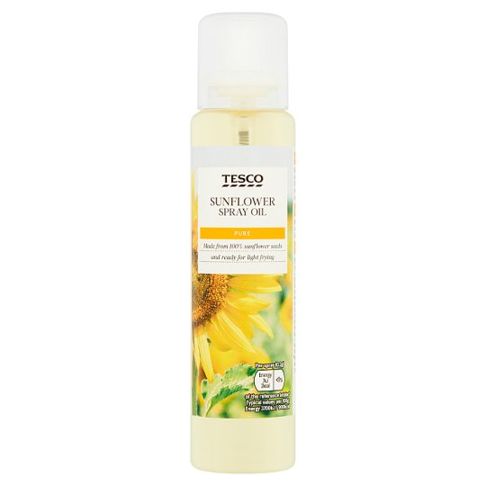 Tesco Sunflower Oil Spray 200Ml