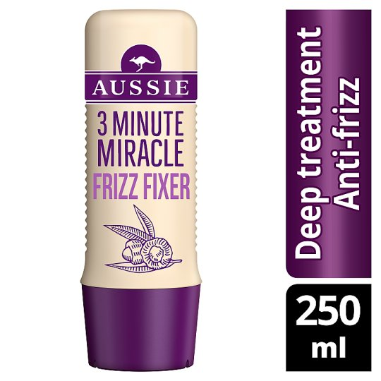 Aussie 3 Minute Miracle Frizz Remedy Treatment 250Ml