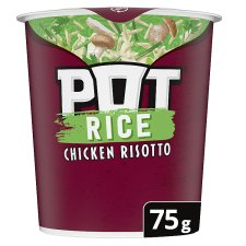 Pot Rice Chicken Risotto 75G