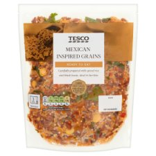 Tesco Mexican Grains 300G