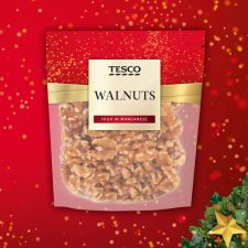 Tesco Walnuts 225G