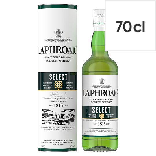 Laphroaig Select Malt Whisky 70Cl