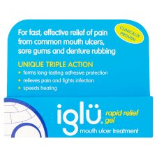 Iglu Rapid Relief Gel 8G