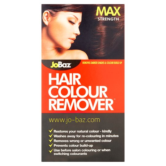 Jobaz Hair Colour Remover Maximum  Groceries  Tesco