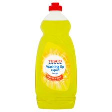Tesco Lemon Washing Up Liquid 740Ml