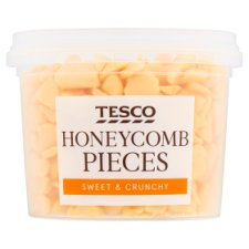 Tesco Honeycomb Pieces 55G