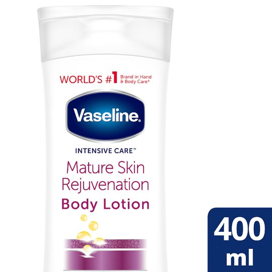 Vaseline Intensive Care Body Lotion Mature Skin 400Ml