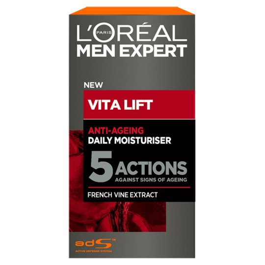 image 1 of L'Oreal Men Expert Vita Lift 5 Moisturiser 50Ml