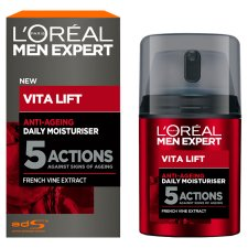 image 2 of L'Oreal Men Expert Vita Lift 5 Moisturiser 50Ml