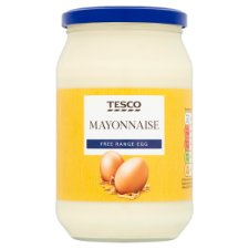 Tesco Mayonnaise 750Ml