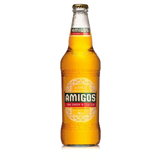 Amigos Tequila Flavoured Beer 500Ml