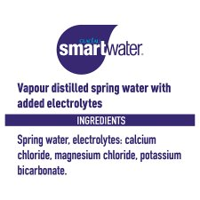 image 2 of Glaceau Smartwater 850Ml