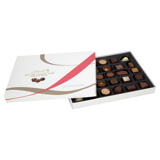 Lindt Master Chocolate Collection Boxed Chocolate 305G