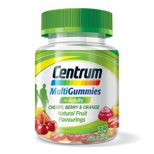 Centrum Multigummies Mixed 30'S