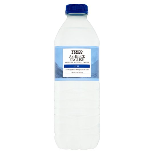 Tesco Ashbeck Still Natural Min Water 500Ml