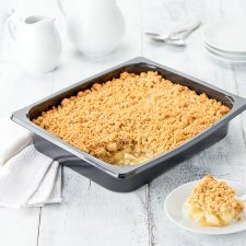 Tesco Easy Entertaining Bramley Apple Crumble 2.2 Kilograms