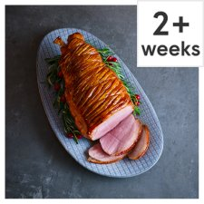 Tesco Crackling Gammon Joint with Maple & Bourbon Glaze 2.8kg, Serves 13