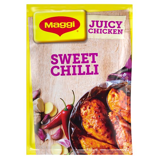 Maggi Juicy Sweet Chilli 44G
