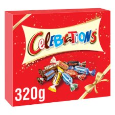 Celebrations Chocolate 320G
