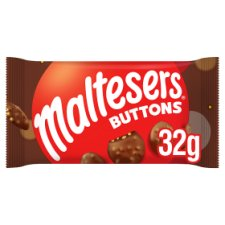 Maltesers Chocolate Buttons Bag 32G