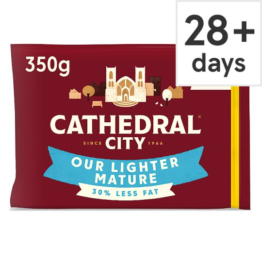 Cathedral City Lighter Mature Cheese 350 G