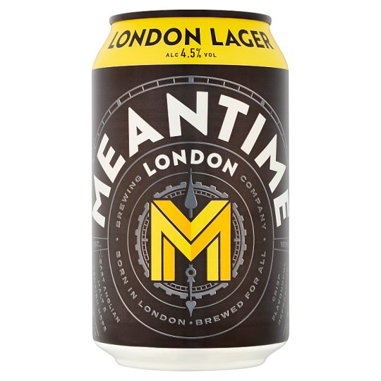 Meantime London Lager Can 330Ml