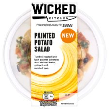 Wicked Kitchen Painted Potato Salad 160G