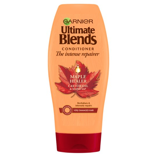 image 1 of Garnier Ultimate Blends Maple Conditioner