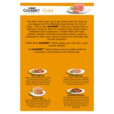 image 2 of Gourmet Gold Pate Recipes 12 X 85G