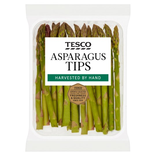 image 1 of Tesco Asparagus Tips 125G