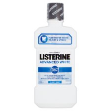 image 1 of Listerine Advanced Defence Whitening Mouthwash 500Ml