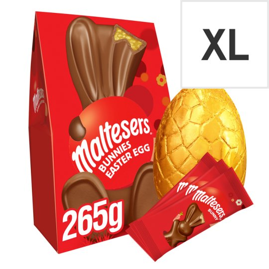 Malteaster Bunny Luxury Easter Egg And Chocolate 265G
