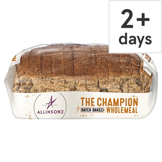 Allinson's Champion Wholemeal Loaf 650G
