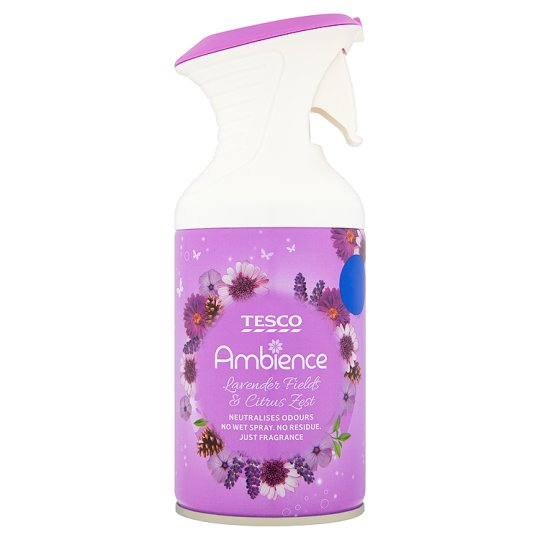 Tesco Ambience Lavender Fields And Citrus Zest 250Ml
